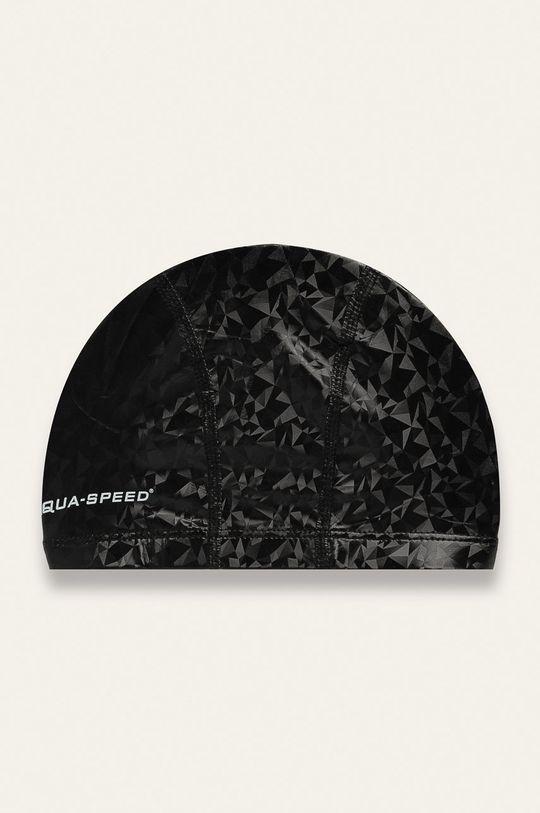 čierna Aqua Speed - Plavecká čiapka Unisex