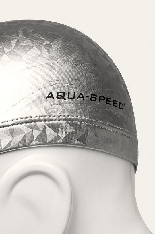 Aqua Speed - Plavecká čiapka strieborná