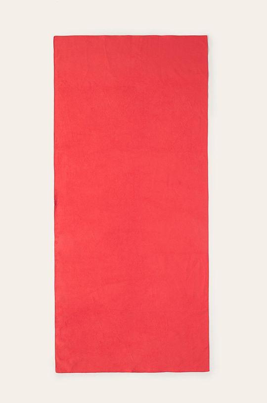 červená Dr. Bacty - Ručník Unisex