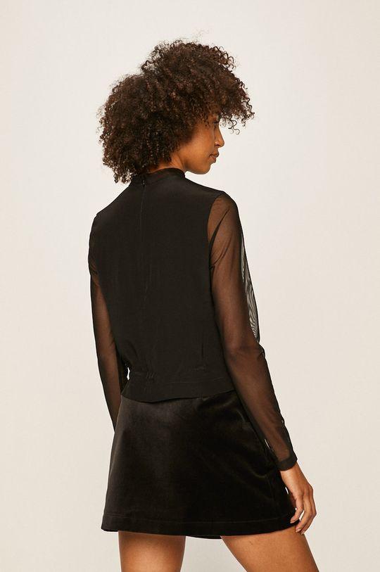 Calvin Klein Jeans - Bluza  Material 1: 100% Viscoza Material 2: 20% Elastan, 80% Poliamida
