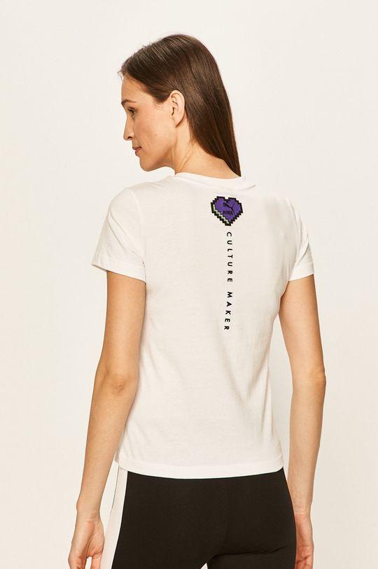 Puma - T-shirt Materiał zasadniczy: 100 % Bawełna, Ściągacz: 96 % Bawełna, 4 % Elastan