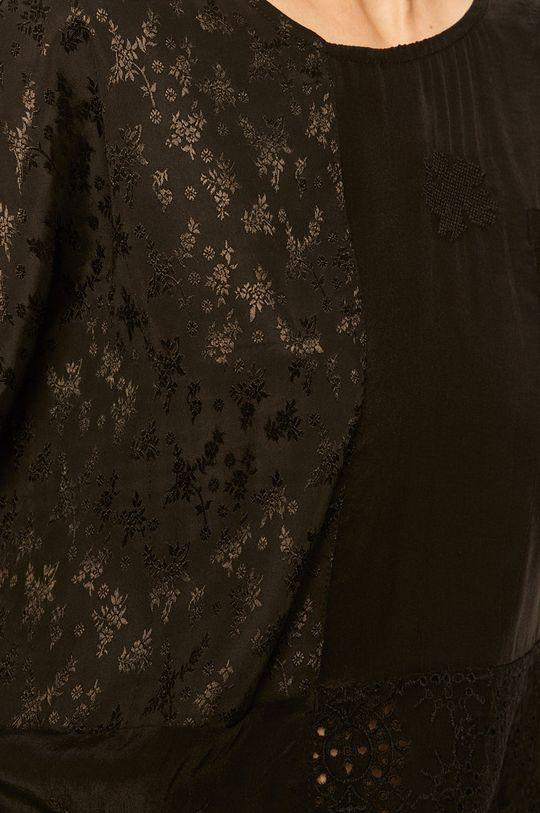 čierna Desigual - Blúzka