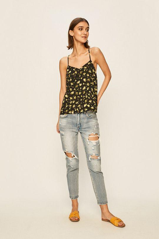 Calvin Klein Jeans - Halenka černá