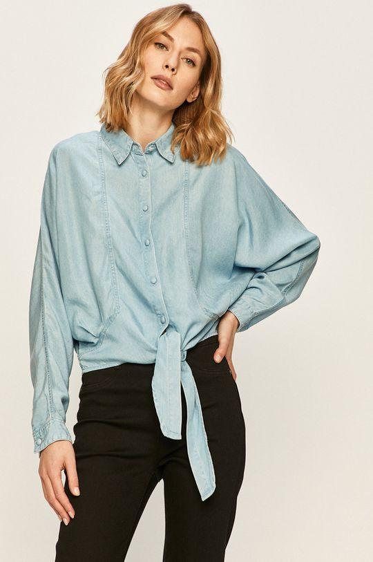 albastru deschis Guess Jeans - Camasa jeans De femei