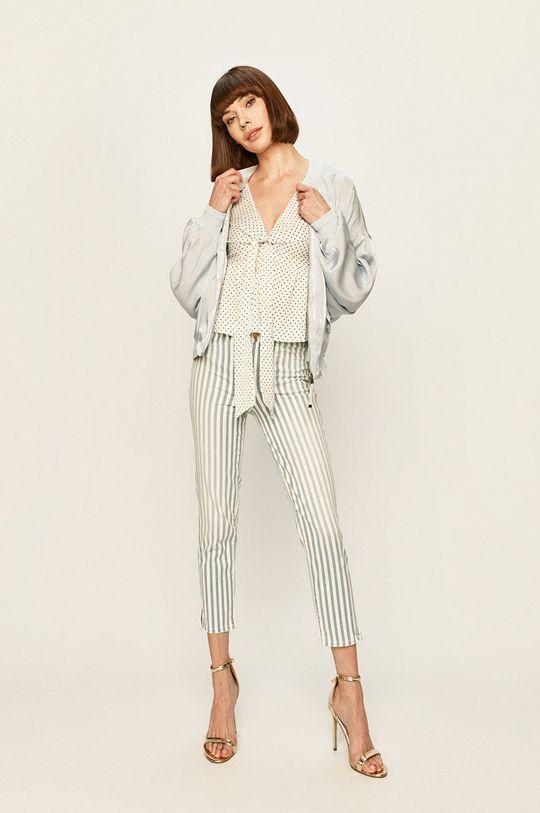 Guess Jeans - Bluzka biały