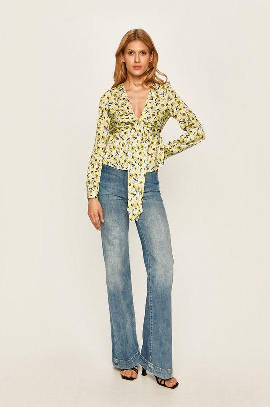 Guess Jeans - Bluzka multicolor