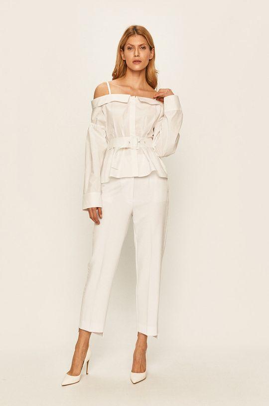 Guess Jeans - Bluza alb