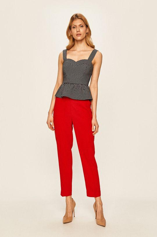 Guess Jeans - Bluza bleumarin