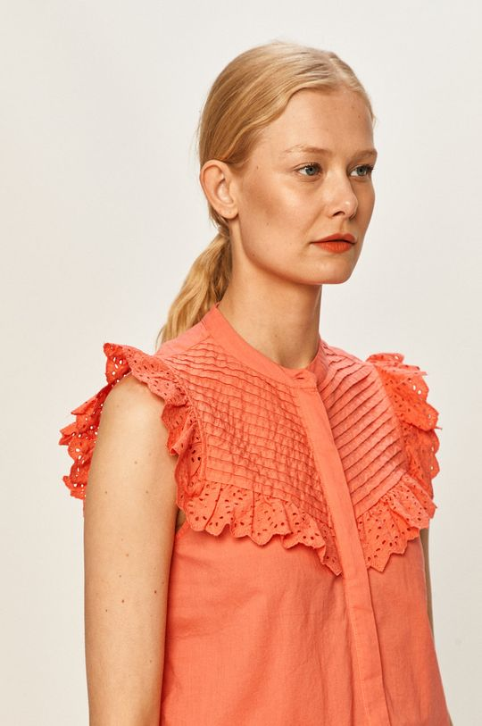 ostry różowy Vero Moda - Bluzka Damski