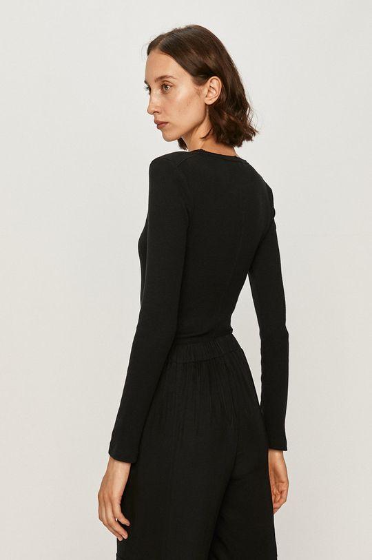 AllSaints - Tričko s dlouhým rukávem Alicia  95% Bavlna, 5% Elastan