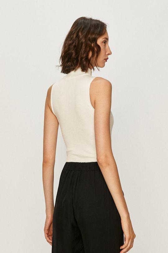 AllSaints - Top Raffi Rollneck Bodysuit  48% Bavlna, 4% Elastan, 48% Modal