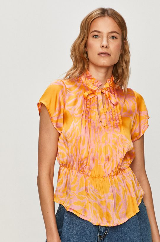 pomarańczowy Vero Moda - Bluzka