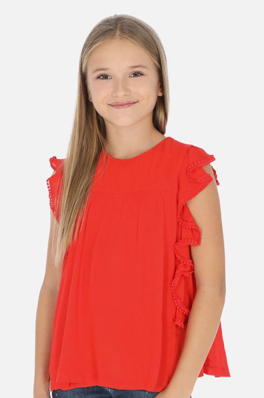 rosu ascutit Mayoral - Bluza copii 128-167 cm De fete