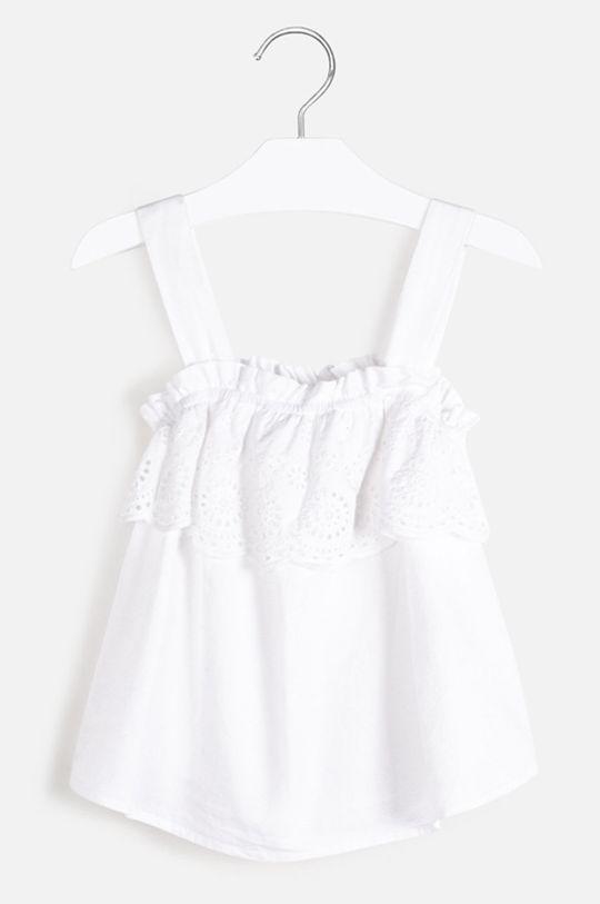 alb Mayoral - Bluza copii 128-167 cm De fete