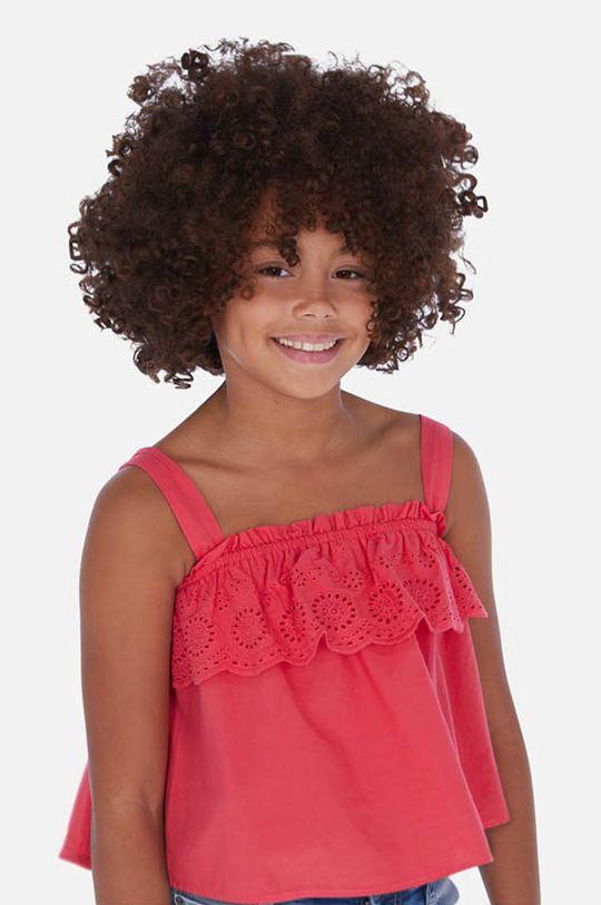 roz ascutit Mayoral - Bluza copii 128-167 cm De fete
