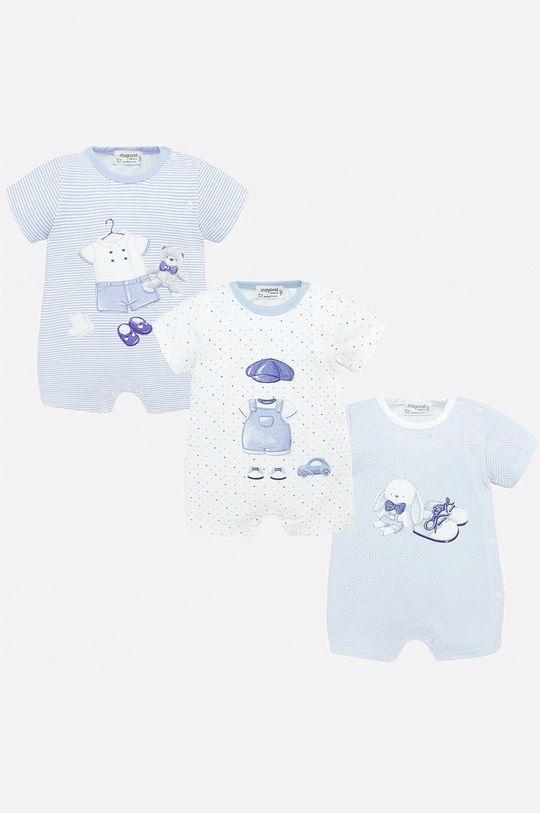 albastru Mayoral - Pijama copii 60-86 (3-pack) De băieți