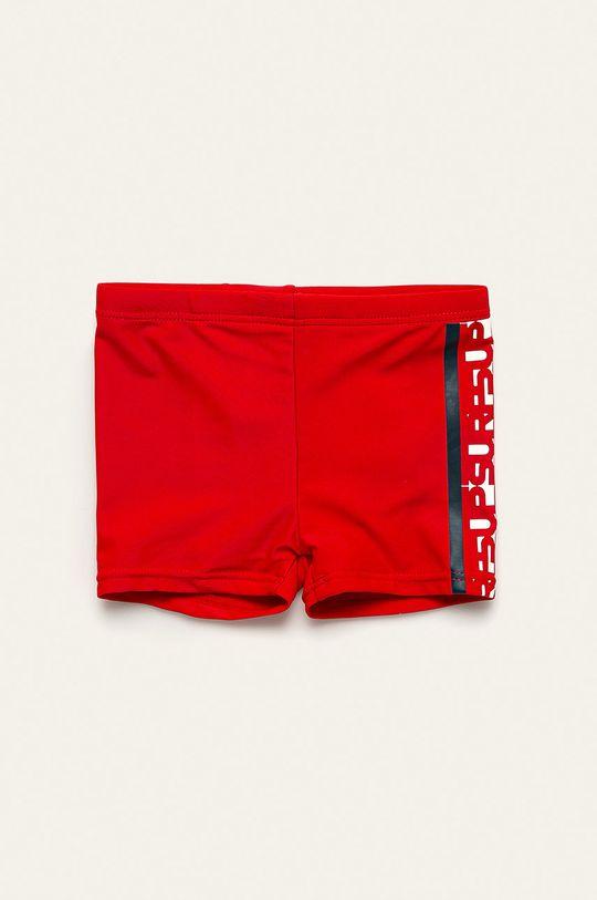 červená Name it - Dětské plavky 86-116 cm Chlapecký