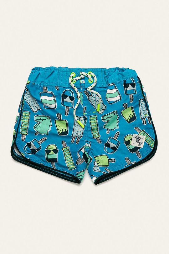 modrá Name it - Dětské plavkové šortky 92-122 cm Chlapecký