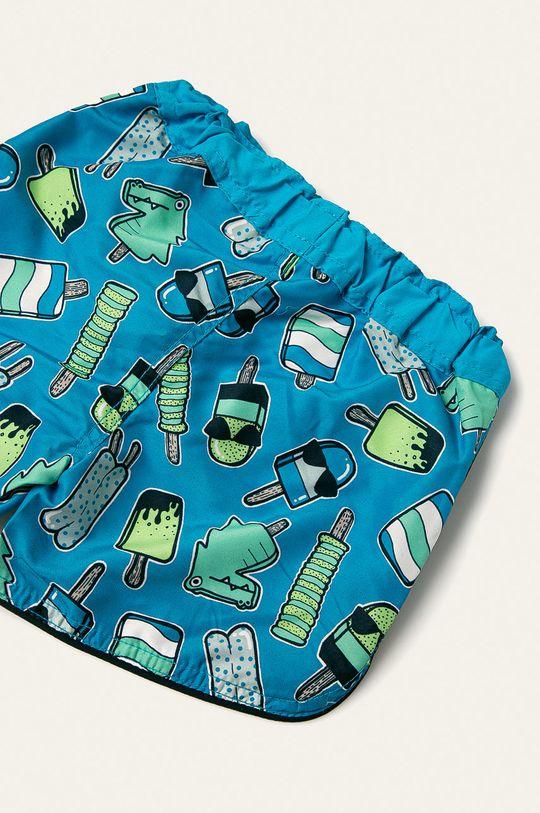 Name it - Dětské plavkové šortky 92-122 cm modrá