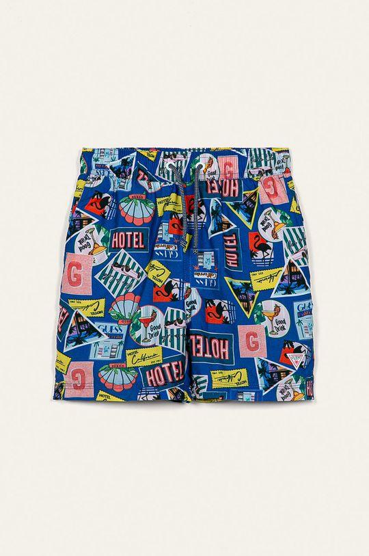 viacfarebná Guess Jeans - Detské plavkové šortky 104-175 cm Chlapčenský