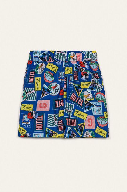 Guess Jeans - Detské plavkové šortky 104-175 cm viacfarebná