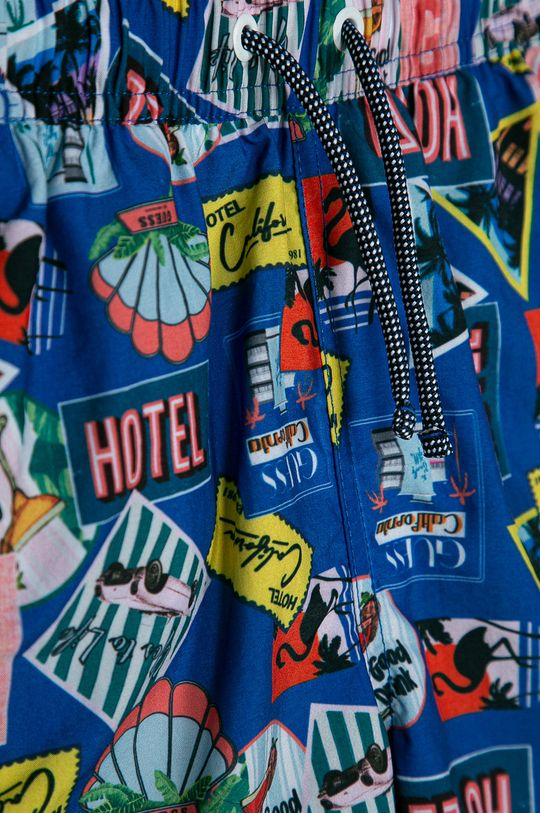 Guess Jeans - Detské plavkové šortky 104-175 cm  Podšívka: 100% Polyester Základná látka: 100% Polyamid