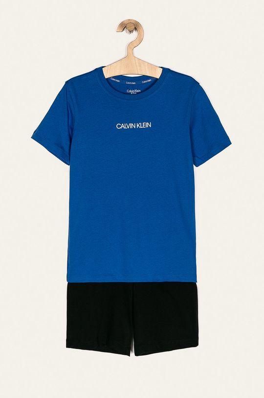 vícebarevná Calvin Klein Underwear - Dětské pyžamo 128-176 cm Chlapecký