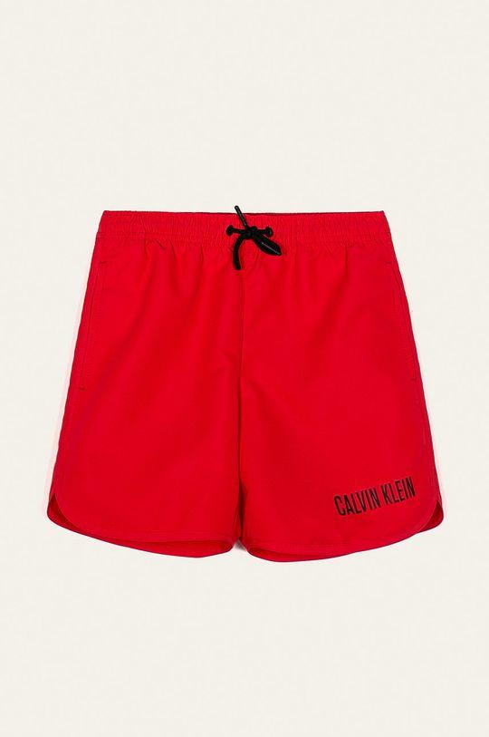 rosu Calvin Klein - Pantaloni scurti de baie copii 128-176 cm De băieți