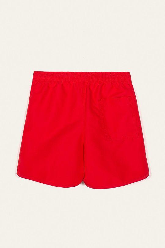 Calvin Klein - Pantaloni scurti de baie copii 128-176 cm rosu