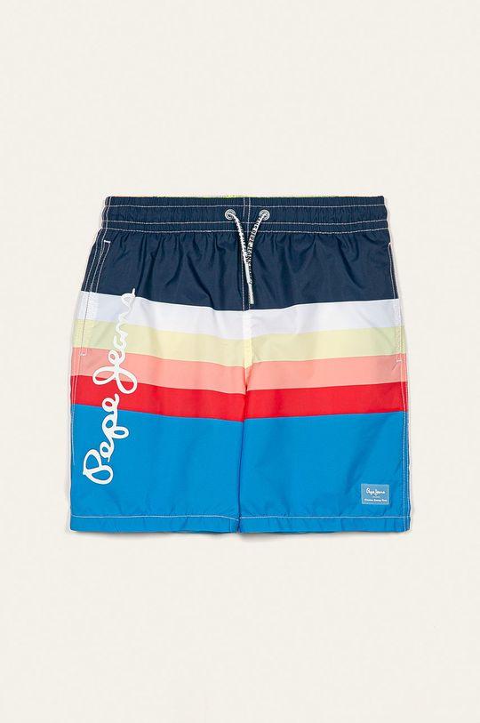 multicolor Pepe Jeans - Szorty kąpielowe dziecięce John 128-180 cm Chłopięcy