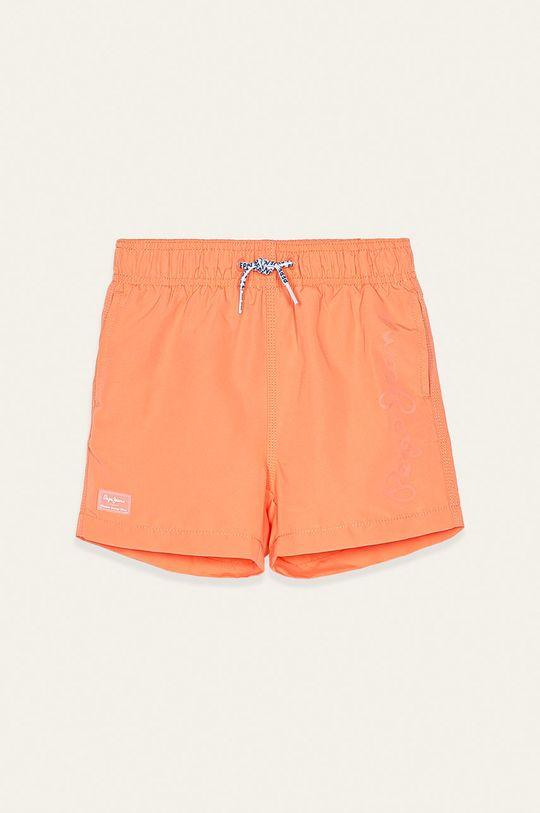 portocaliu Pepe Jeans - Pantaloni scurti de baie copii Guido II De băieți