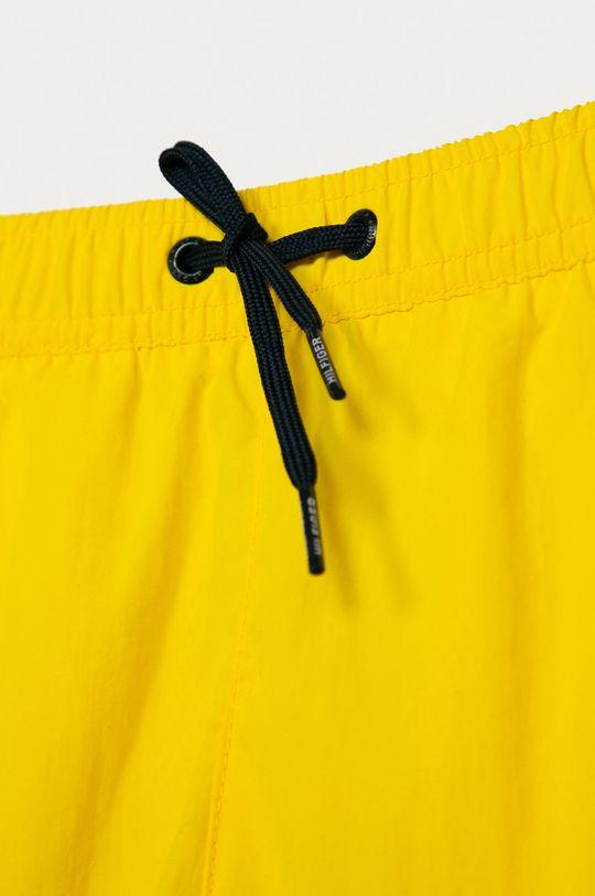 Tommy Hilfiger - Dětské plavkové šortky 104-164 cm žlutá