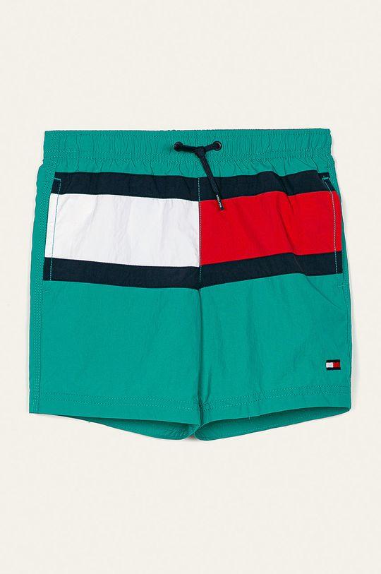 verde Tommy Hilfiger - Pantaloni scurti de baie copii 104-164 cm De băieți
