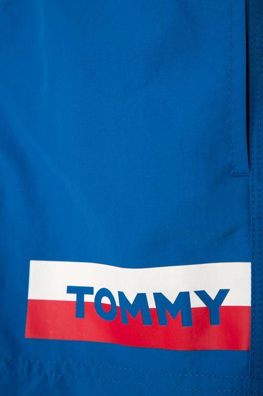 Tommy Hilfiger - Pantaloni scurti de baie copii 104-164 cm albastru