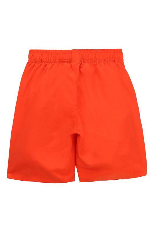 Boss - Dětské plavkové šortky 164-176 cm červená