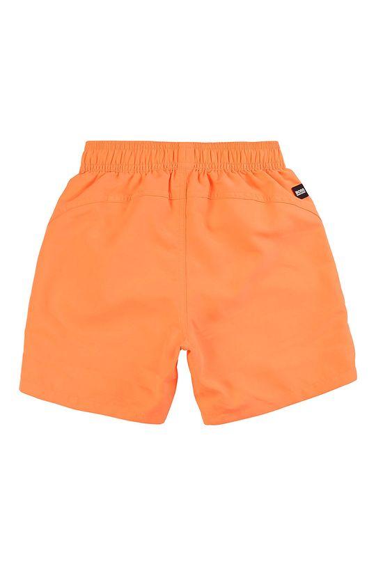 Boss - Dětské plavkové šortky 116-152 cm oranžová