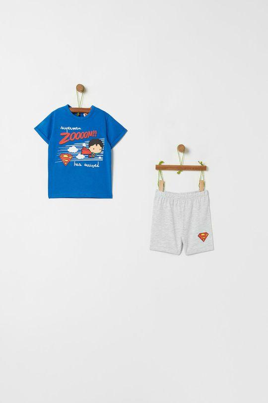 albastru OVS - Pijama copii X Superman 80-98 cm De băieți