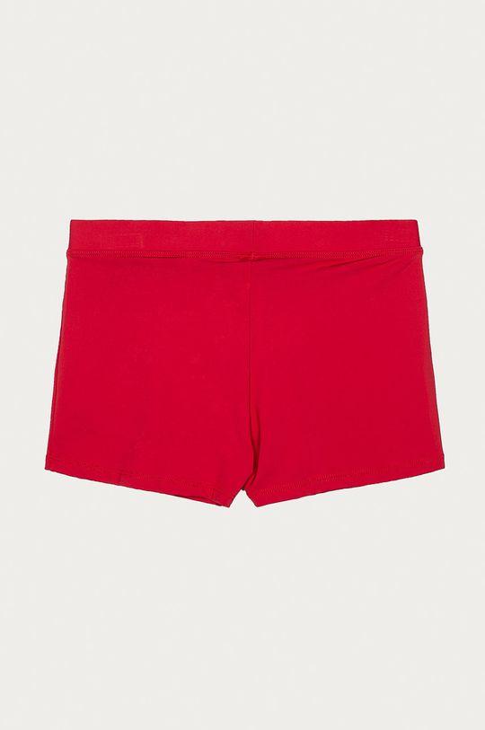 Pepe Jeans - Costum de baie copii Kelly 128-176 cm rosu ascutit