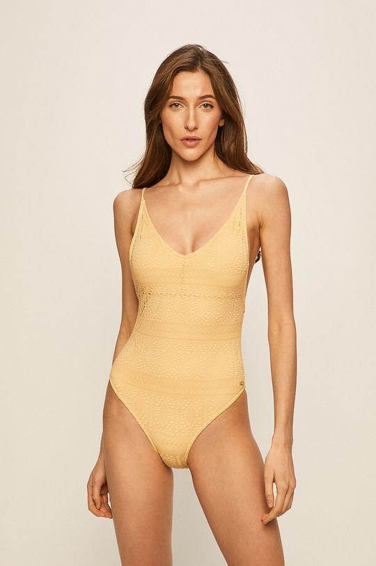 žlutá Roxy - Plavky Dámský