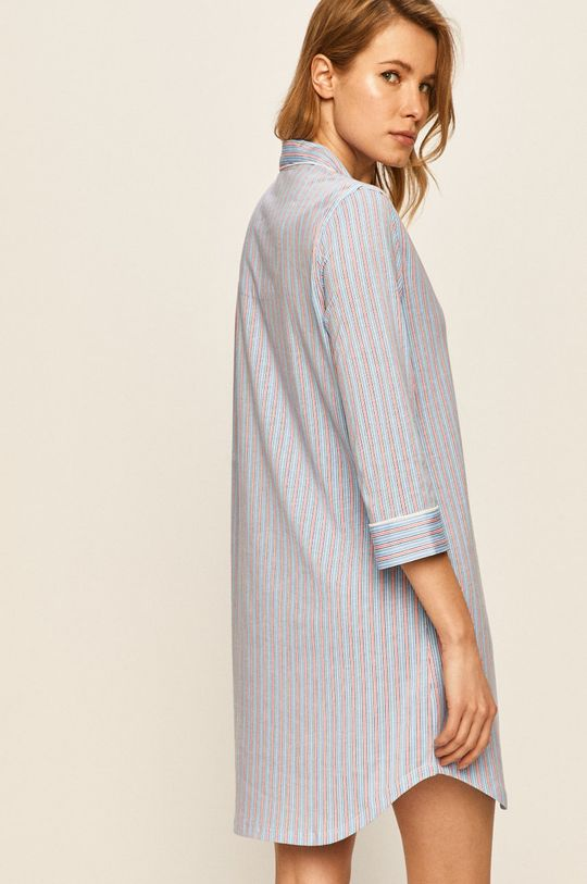 Lauren Ralph Lauren - Camasa de noapte 60% Bumbac, 40% Viscoză