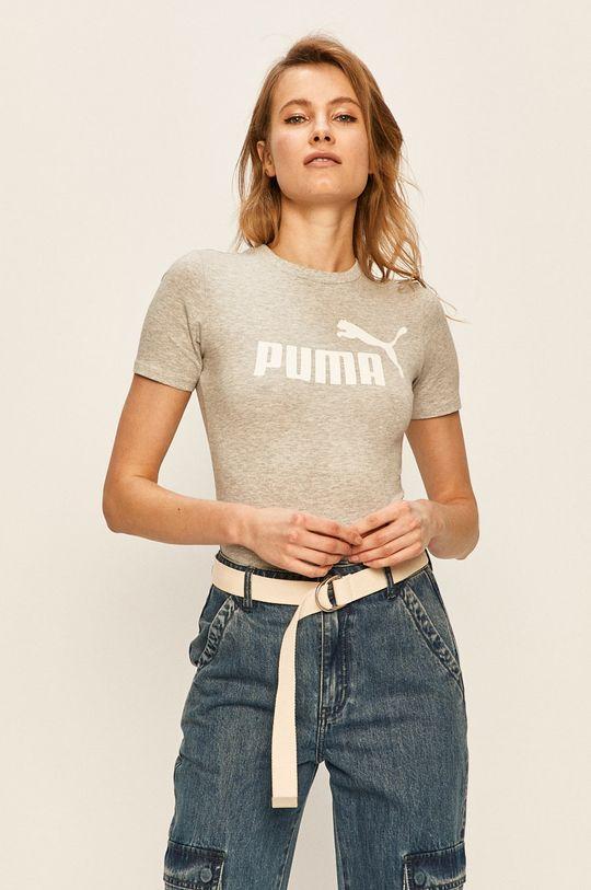 gri deschis Puma - Tricou De femei