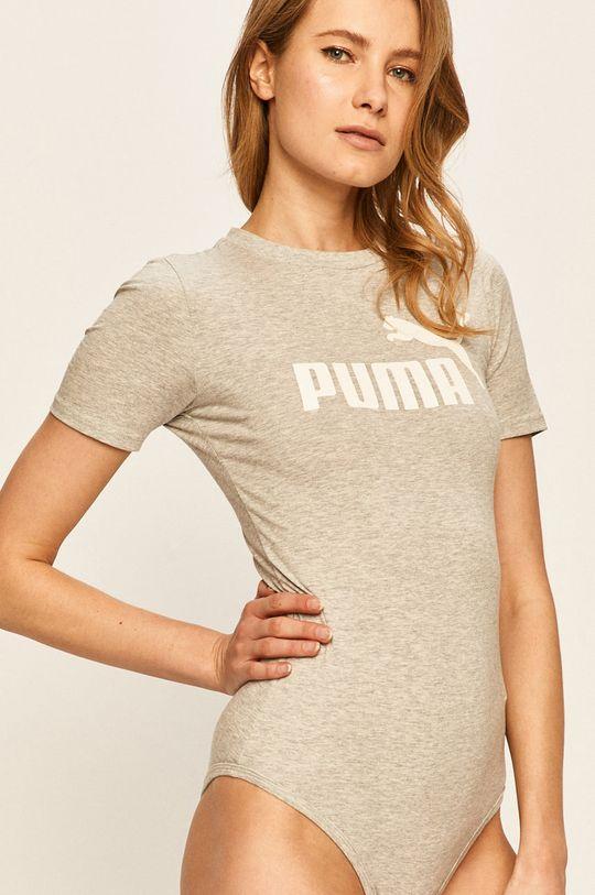 gri deschis Puma - Tricou