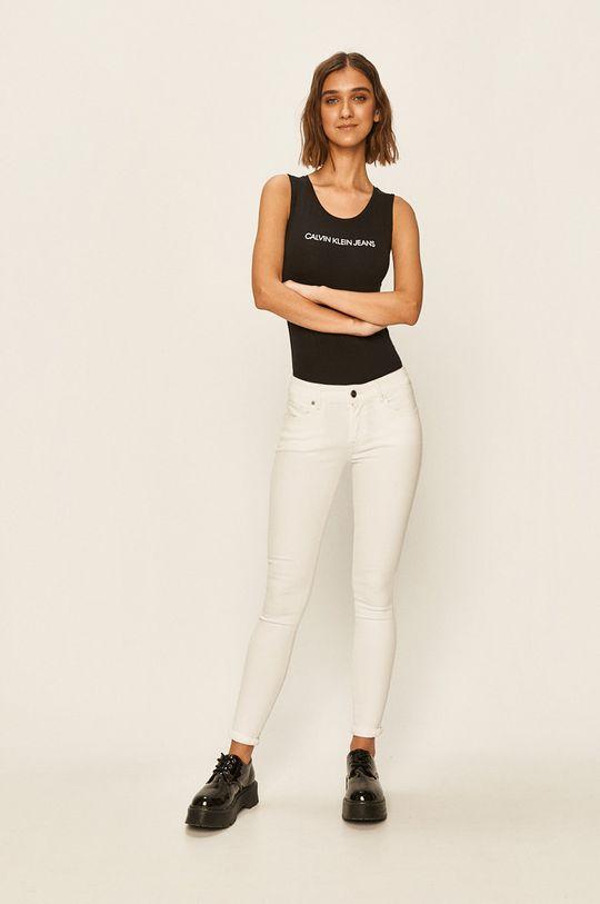 Calvin Klein Jeans - Top černá