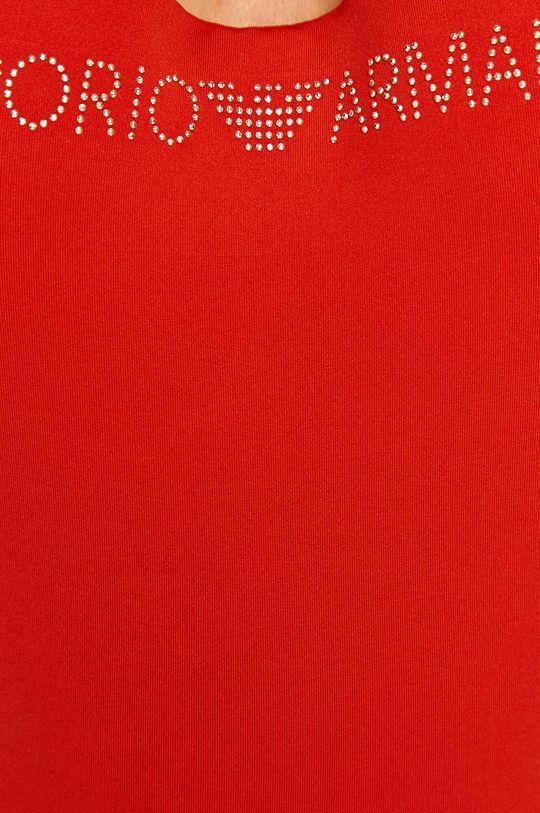 červená Emporio Armani - Plavky