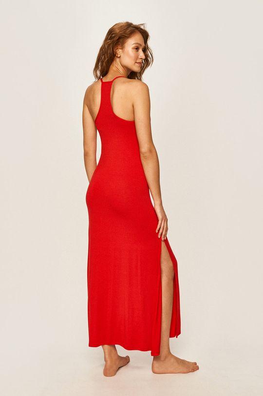 Emporio Armani - Пляжна сукня червоний