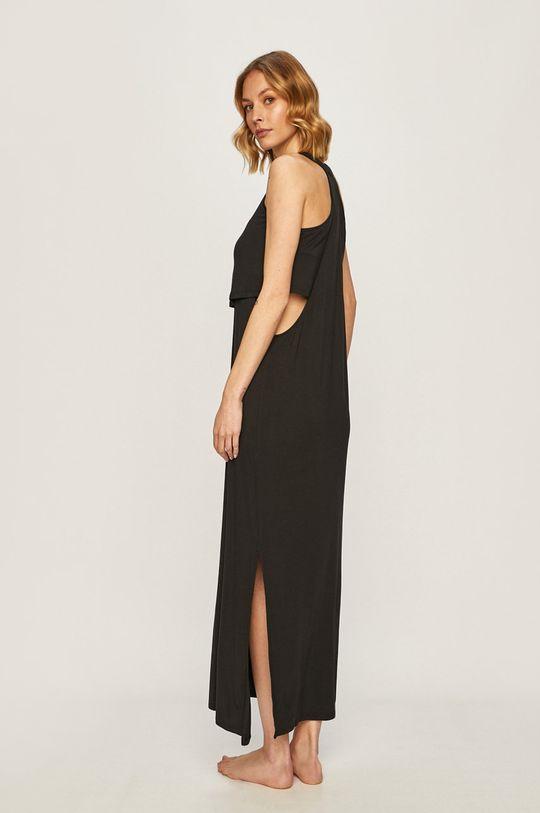 Emporio Armani - Пляжна сукня чорний