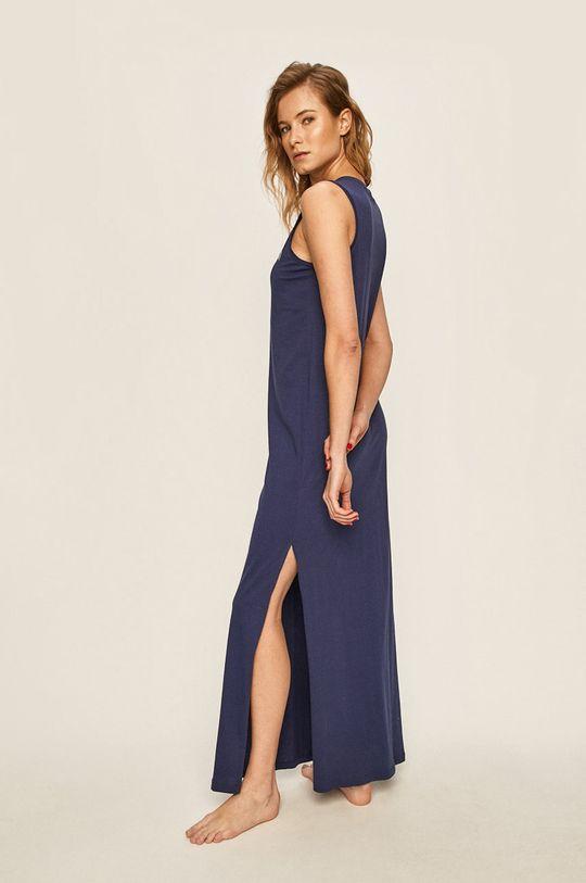 Emporio Armani - Sukienka plażowa niebieski