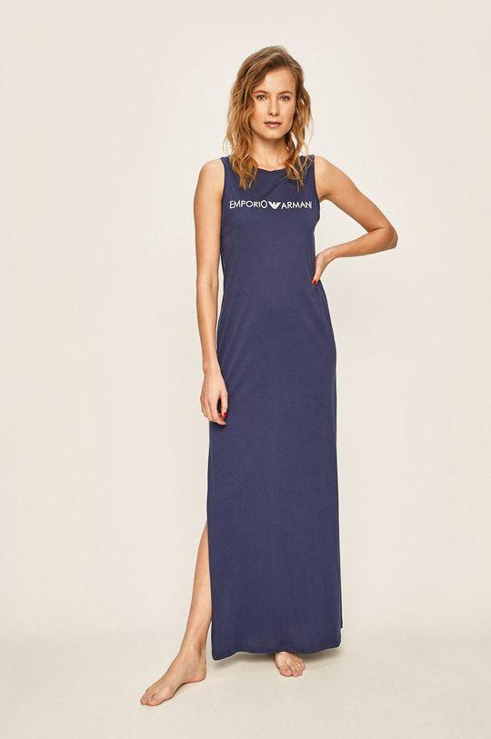 Emporio Armani - Sukienka plażowa 100 % Bawełna