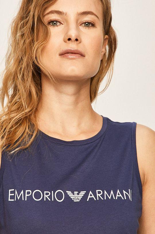niebieski Emporio Armani - Sukienka plażowa