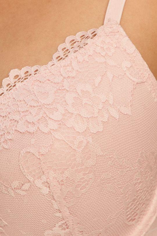 pastelowy różowy Guess Jeans - Biustonosz